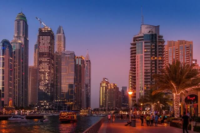 Dubai öl